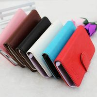 New Product Flip Cover Leather Case for htc hd7