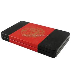 rectangular business card tin box wholesale