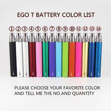 510 threading 650mah/ 900mah/ 1100mah Ego Ce4 mini portable vaporizer starter kit bring you super vapor fan