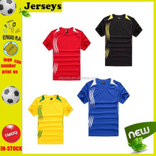 Oem Service de formation de Football maillot, Blank Football uniforme