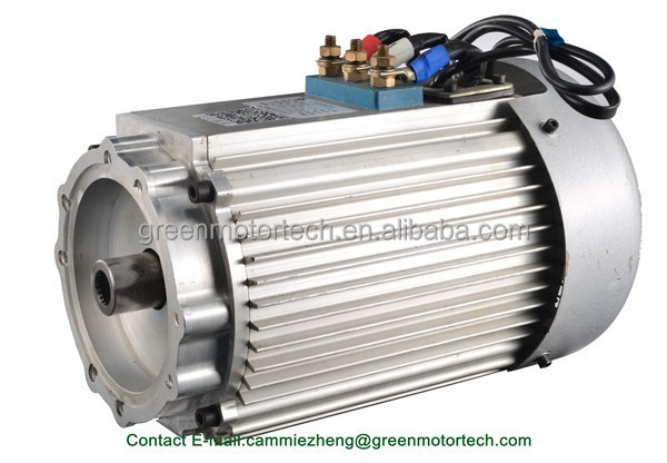 Electric Car Motor Assembly Kit Electric Car Parts View Brushless Dc Motor Integrated