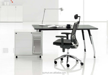 good looking modern style cheap Office boss table manufacturer in china