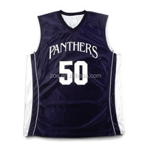 Top sale Sublimated Basketball Uniform Professional 100% Polyester inter lock Basketball Uniforms/European Basketball Jerseys