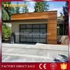 YQGD0007 Aluminum Frame Glass Door, china manufacturer motorized garage door with window inserts