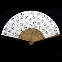 promotional souvenir foldable hand fan
