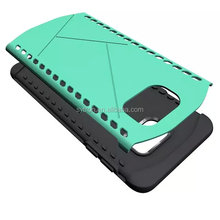 Popular Armor Shockproof Combo Case for samsung note 5 edge