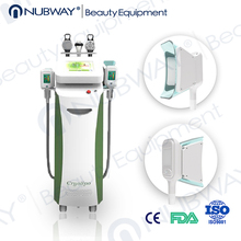 2015 News! 26% fat reduce in one treatment fat freeze cryolipolysis home use vacuum cavitation machine with prompt delivery