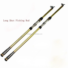 Top Quality Carbon Material Long Shot Sea Fishing Rod