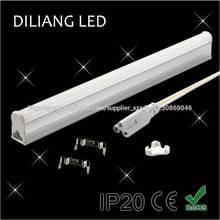 MOQ100 amplia gama de colores Garantía 2 años t8 regulable led lámparas fluorescentes