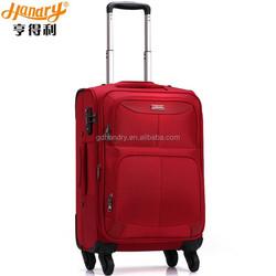 Travel Trolley Luggage with Lock Handry 9223