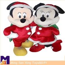 navidad de la felpa 2015 juguetes de peluche juguetes de peluche