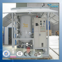 Innovative designs ZJA series double stage high vacuum transformer oil strainer equipment