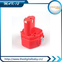 NI-CD Battery Mikita Power Tool Battery MAK-12V 3.0A