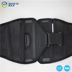 online shopping Aofeite Double pull medical elastic spine belt with best velcro