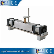 CE Marked Paper Core Notch Cutter Machine For TTR Slitting Industry