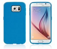 OEM manufacture tpu case for Samsung galaxy S6 edge case honeycomb design