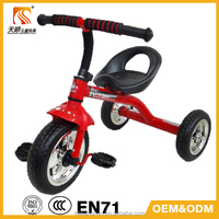 Cheaper than Zhejiang CE approved cheap metal kids tricycle Baby Tricycle Children tricycle