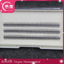 2015 wholesale luxury 3D diamond mink fur eyelashes volume strip lashes red cherry own brand eyelashes eyelashes