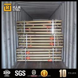 Adjustable Heavy duty Steel Scaffolding Shoring Props