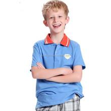 SCHOOL UNIFORM KIDS POLO T-SHIRT