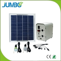 small home use DC solar energy system solar lighting kits