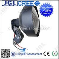 motorcycle led light handheld 12v spotlight led work lights for truck