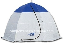 simple collapsible fishing tent