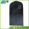 Black color nonwoven dustproof suit cover with handles