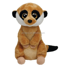 Expecting the future cute quality brand new life Mongoose soft plush toy