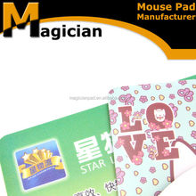High-level silicone big mousepads for material