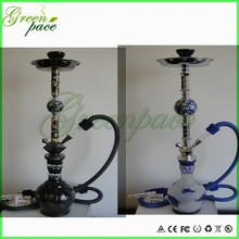Factory wholesale cheapest al fakher glass hookah with various types and colors