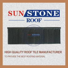 alu chinese blue famous roofing structure metal tiles plate