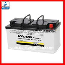 Professionally Manufacturing And Exporting High Quality DIN Standard 12V Dry Charged Lead Acid Car Battery for St 68827 12V88AH
