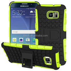 for samsung galaxy note5 edge case, rugged shockproof hybrid kickstand case for samsung galaxy note 5 edge