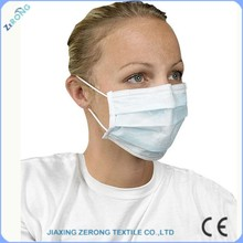 earloop nonwoven disposable fine dust mask in facotry price
