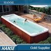 HS-SP08B 7.84m length family use water surfing aqua swim spa