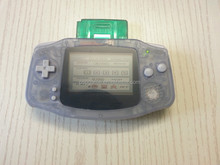 Regular video game console for nintendo gameboy advance game