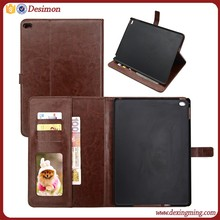 for Apple ipad 6 leather case, wholesale tablet case for ipad 6 for ipad air 2