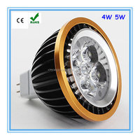 ce rohs approved high quality dimmable 5w led lighting dimmable 5w mozo hid spotlight