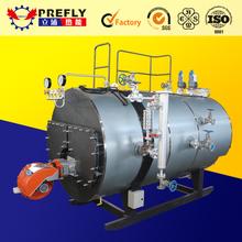 PreFly 6 ton steam boiler for textile industry, fire tube boiler