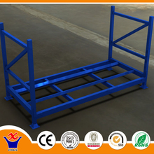 warehouse metal stacking rack for car tire