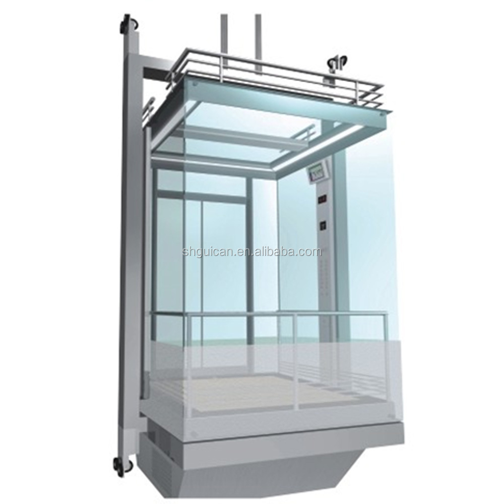 Cheap Price Residential Lift Elevator Buy Glass Home
