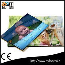 Halloween gift customized logo promotional giftjigsaw puzzle game promotion gift