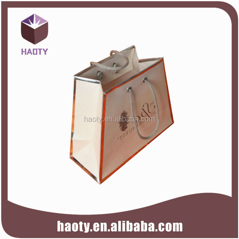 Factory Sale Paper Carry Bag