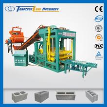 A basso costo qtj4-25 blocco vuoto usato che fa le macchine