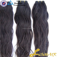 Never Tangle Virgin Human Hair african american jerry curl hair weaving