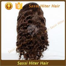 Alibaba Production Fashion Hair Human Hair Wig Man