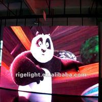 Waterproof outdoor P16 led display screen