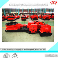 2000m skid mounted land drilling rig,deep water well drilling rig