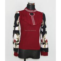 ladies silk saree blouse back neck design